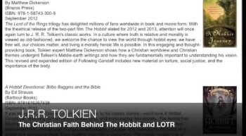 The Christian faith behind The Hobbit