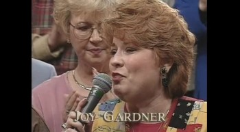 Ann Downing, Wayne Hilliard and Joy Gardner - Greater Is He That Is in Me [Live]