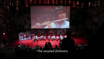 Recycled Orchestra