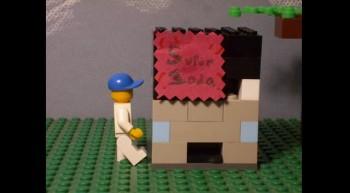 Lego The Soda Machine
