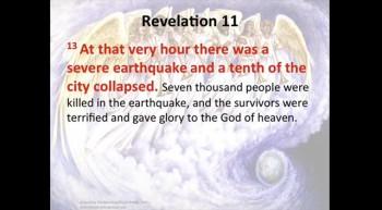 Revelation 11 - Nov. 18, 2012