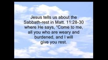 The Sabbath Rest