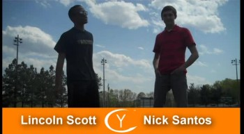 Nick Santos: Honoring God in Sports  Academics
