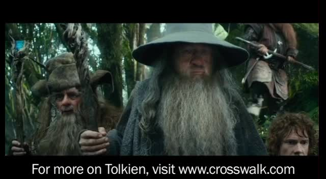 Tolkien Experts Talk About His Christian Themes