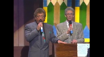 The Statler Brothers - His Eye Is on the Sparrow [Live]