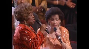 Albertina Walker, Dottie Rambo and Jessy Dixon - I Go to the Rock [Live]