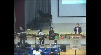 Kei To Mongkok Church Sunday Service 2012.12.16 Part 3/4