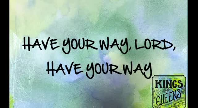 Eddie Kirkland - Have Your Way (Official Lyric Video)