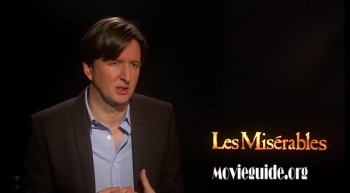 LES MISERABLES - Tom Hooper interview