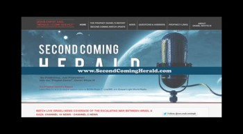 Syria says '20 of its missiles can take out Israel's nuclear sites' (Second Coming Watch Update #206)
