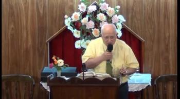 Todo trabajo en el Señor tiene su recompensa. Pastor Walter Garcia. 09-12-2012