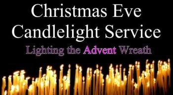 Christmas Eve Candle Lightings