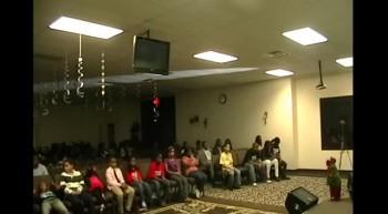 Mr. Steve Karigo Refill Ministries Presentation In Delaware / OnfireAgape Media