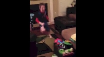 Sweet Children Receive the BEST Christmas Surprise - a Must Watch!