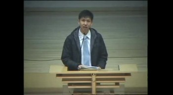 Kei To Mongkok Church Sunday Service 2012.12.23 Part 1/3