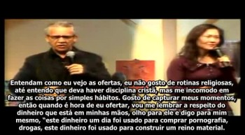Bill Johnson LEGENDADO - Ofertas, entendendo profeticamente