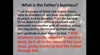 Dec. 30, 2012 - Christmas 1 - Growth in God