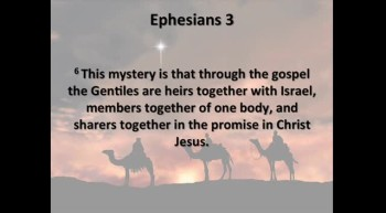 Epiphany - January 6, 2013