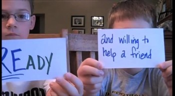 Loving Brothers Stand Up for Bullied Sisters With Down Syndrome