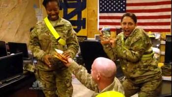 Woman Starts Organization to Adopt Soldiers