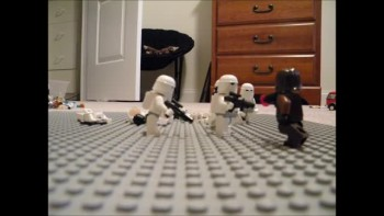LEGO Re-Return of the Jedi