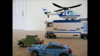 LEGO Cars 2 1/2