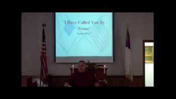 Blackwater UMC Sunday Sermon, January 13, 2013