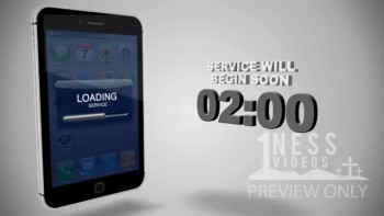 iPhone Church Countdown Video - Oneness Videos
