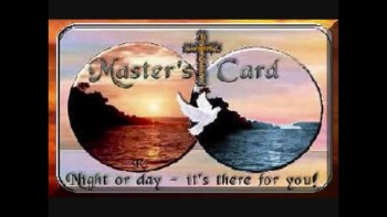 Gold, Silver or Platinum? The Master's Card ... Priceless!