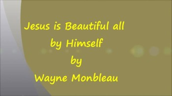 Jesus is Beautiful