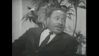 Martin Luther King Jr. Tells Joke on Tonight Show