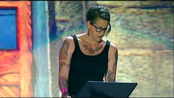What Does A Lutheran Pastor Look Like? - Nadia Bolz-Weber