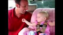 Baby Has an Adorable Conversation with Daddy