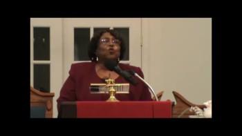 Pastor Gloria Easter