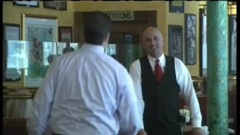 Heroic Waiter Stands Up for Boy With Down Syndrome