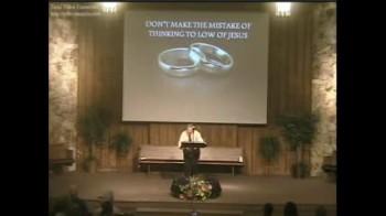 Taking Jesus Seriously - April 29, 2012