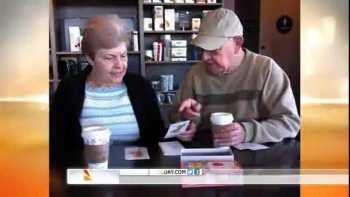 Man Teaches His Love to Read After Brain Trauma - Beautiful Love Story
