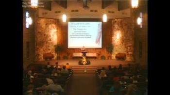 Training The Tongue James 3:8 - September 16, 2012