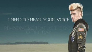 Colton Dixon - Noise (Official Lyric Video)