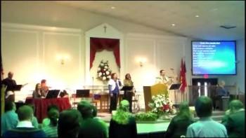 Nate Leading Worship 1/27/13