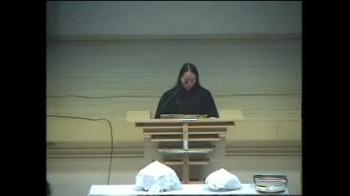 Kei To Mongkok Church Sunday Service 2013.01.27 Part 2/4