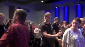 Lady born deaf miraculously healed