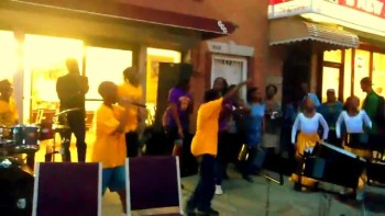 EyeWitnessGod Performs at Children Ministries at CCC