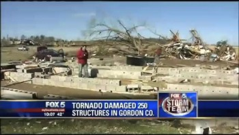 Grandmother Fights Violent Tornado to Save Toddlers Life
