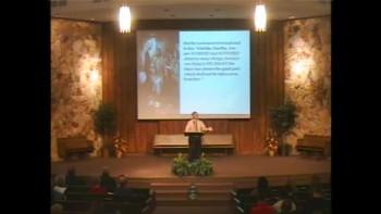 Sitting At Jesus' Feet - January 20, 2013