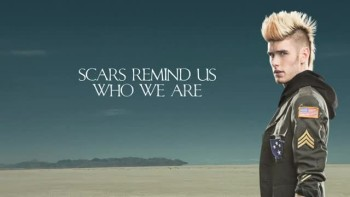 Colton Dixon - Scars (Official Lyric Video)