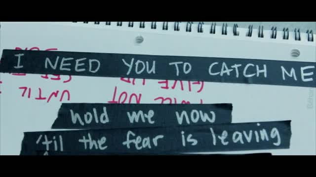 Red - Hold Me Now (Official Lyric Video)