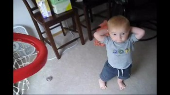 Tiny Toddler Has a Phenomenal Talent!