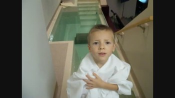 What it means to be baptized