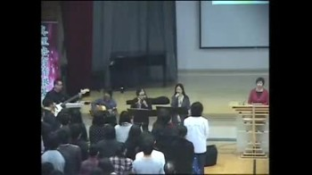 Kei To Mongkok Church Sunday Service 2013.02.03 Part 3/4